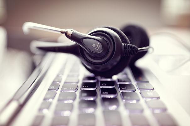 Telefoninkasso findet in der regel von Callcentern aus statt