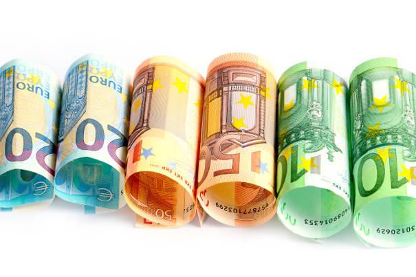 Euroscheine: Ratenzahlung im Inkasso