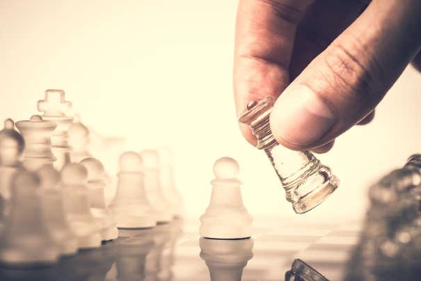 Zusammenarbeit mit dem Drittschuldner: Schach im Forderungsmanagement